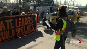 Kinder Morgan opponents react to Trans Mountain pipeline purchase