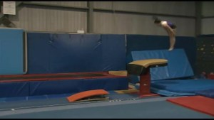 Kingston gymnast headed to the Eastern Canadian championships