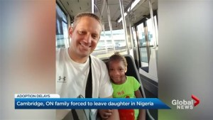 Cambridge couple forced to return daughter to Nigerian orphanage because Canada refused to help