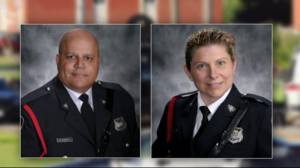 2 police officers among 4 killed in Fredericton shooting