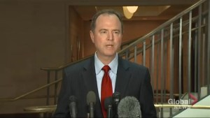 Rep. Adam Schiff comments on Trump Jr. email exchange on Russian meeting