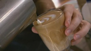 Can coffee counteract liver damage caused by drinking alcohol?