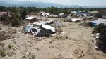 Indonesia village 'wiped off the map' after earthquake, tsunami