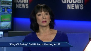 Diane Lines on life and times of band leader Dal Richards