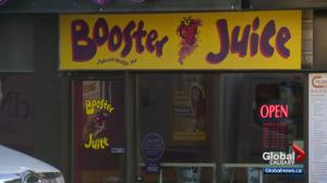 AHS finds Calgary Booster Juice location used surface sanitizer on fruits, vegetables