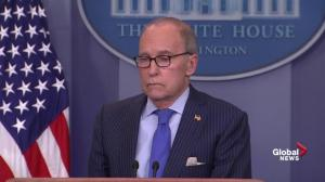 Don't blame Trump, blame the countries that have broken away from world trade system: Kudlow