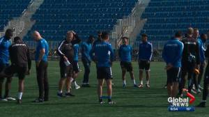 FC Edmonton gets set to take on Pacific FC