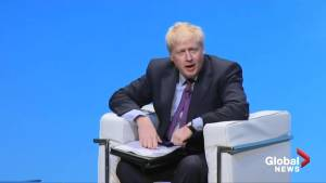 Boris Johnson dances around question about why police were called to his home