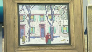 Heffel's Canadian masterpieces auction