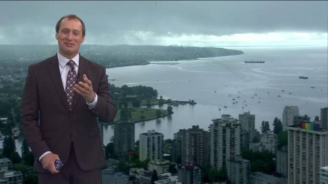 Okanagan weather: Mix of sun, cloud and rain in this week's forecast