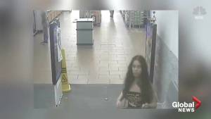 Woman seen urinating on potatoes at Pennsylvania grocery store