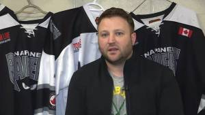 Ben Hagerman is the new coach for the Napanee Jr C raiders