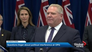 Premier Doug Ford wants Ontario to be focus of federal fall economic statement