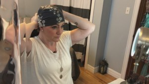 N.B. mother battling terminal ovarian cancer speaks out