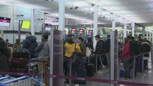Trudeau airport warns passengers to come early