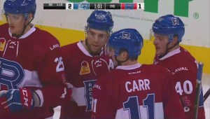 HIGHLIGHTS: Laval Rocket vs Manitoba Moose – Nov. 21