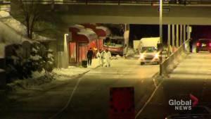 Investigators continue to gather evidence at scene of fatal Ottawa bus crash