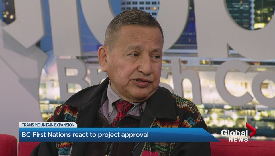 Trans Mountain Pipeline approval reaction