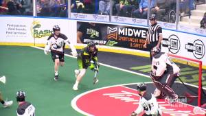 Saskatchewan Rush clinch 6th straight West Division title in win over Mammoth