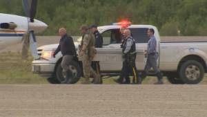 Bodies found near Gillam believed to be teen suspects.