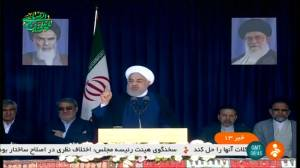 Rouhani says U.S. has failed to pressure Iran