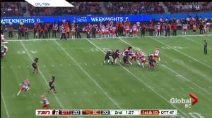 BC Lions trying to hold on to 2nd place in the West