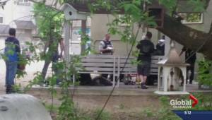 Kelowna man tired to looking at homeless camps (01:59)