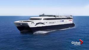 Bay Ferries won't release ticket sales for the Yarmouth ferry