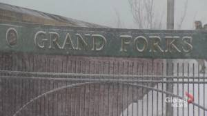 Grand Forks flood watch amid a snow storm