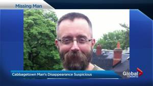 Police treating disappearance of a Cabbagetown man as suspicious (01:45)