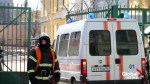 Police respond in aftermath of explosion at St. Petersburg military academy