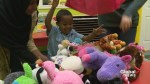 Holiday season teddy bear drive brings joy to thousands of Calgary kids