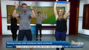 Easy indoor exercises for a rainy day