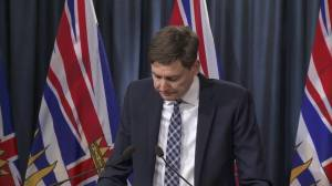 David Eby's statement on problems with ICBC