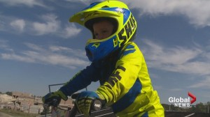 6-year-old Lethbridge boy headed to BMX World Championships