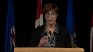 Alberta's chief medical officer of health outlines dangers from toxic contaminants still in Fort McMurray