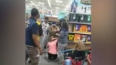 Michigan woman pulls loaded gun in Walmart during fight over
