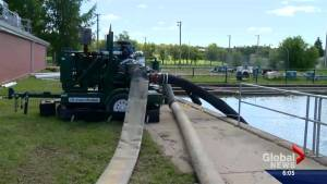 Prince Albert, Sask. partially lifts water restrictions following oil spill