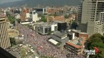 Massive demonstrations in Venezuela demand Maduro's resignation