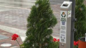 City of Belleville trying to keep cigarette butts off the street with new program