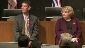 Councillor Brenda Locke leaving Safe Surrey Coalition