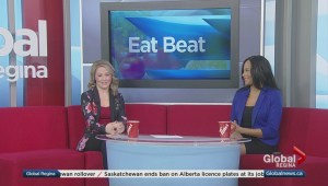 Eat Beat – blueberry vinaigrette recipe