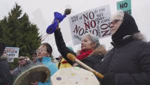 First Nations anti-pipeline blockade over for now