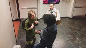 Caught on camera: White student with dreadlocks confronted for 'cultural appropriation'