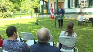 Parks Canada working to address Sir John A. MacDonald history at Bellevue House
