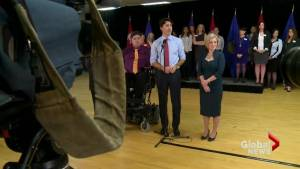 Trudeau goes face-to-face with Alberta oil execs
