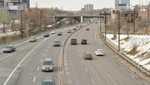 City launches Broadview Ave. pilot project during DVP closure