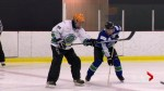 Montrealers play hockey for a cause