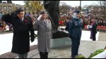Peterborough gathers in strong numbers to pay tribute at Remembrance Day Service