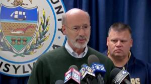 Pennsylvania governor calls synagogue shooting a 'hate crime'